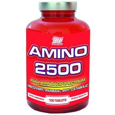 Sportovní výživa pro tebe - Amino 2500