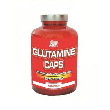 Sportovní výživa pro tebe - Glutamine CAPS