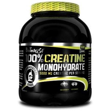 Sportovní výživa pro tebe - 100% Creatine Monohydrate