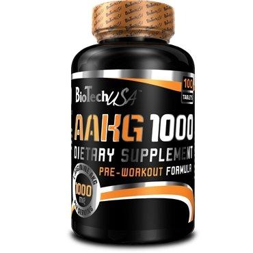 Sportovní výživa pro tebe - AAKG L-Arginine 1000