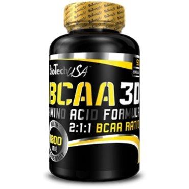 Sportovní výživa pro tebe - BCAA Nano 3D