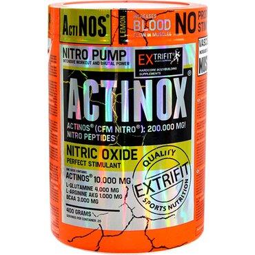 Sportovní výživa pro tebe - Actinox