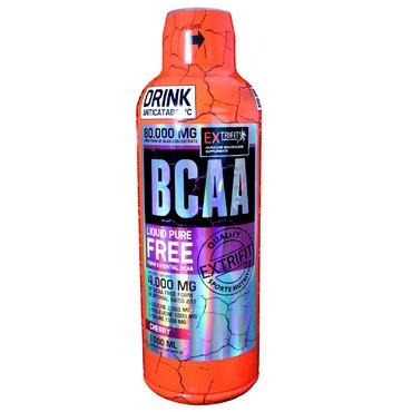 Sportovní výživa pro tebe - BCAA Free Form Liquid 80000 mg