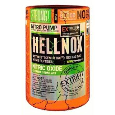 Sportovní výživa pro tebe - Hellnox