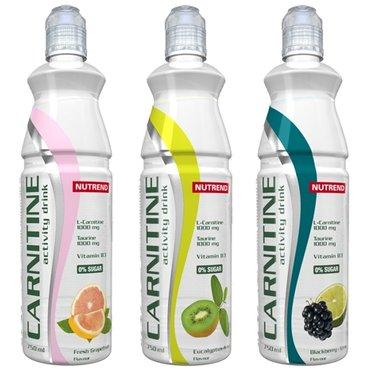Sportovní výživa pro tebe - Carnitine Activity Drink