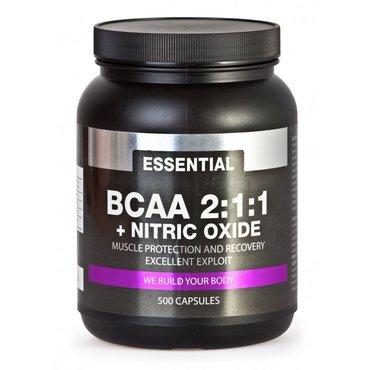 Sportovní výživa pro tebe - BCAA 2:1:1 + Nitric Oxide