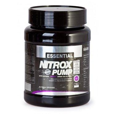 Sportovní výživa pro tebe - Essential Nitrox Pump