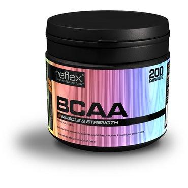 Sportovní výživa pro tebe - BCAA
