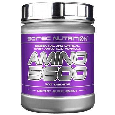 Sportovní výživa pro tebe - Amino 5600