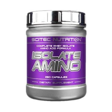 Sportovní výživa pro tebe - Isolate Amino