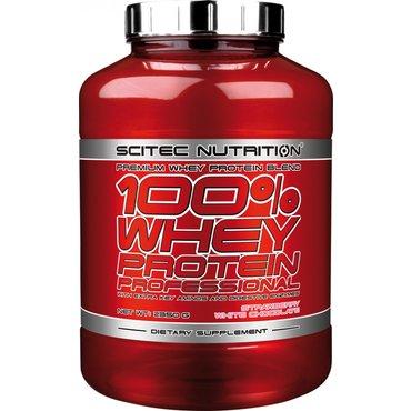 Sportovní výživa pro tebe - 100 % Whey Protein Professional