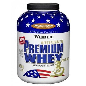 Sportovní výživa pro tebe - Premium Whey Protein