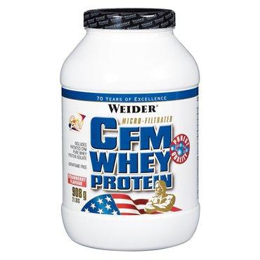 Sportovní výživa pro tebe - Weider CFM Whey Protein 908 g