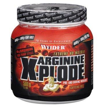 Sportovní výživa pro tebe - Arginine X-plode NO systém
