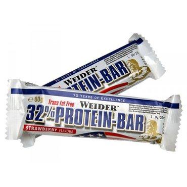 Sportovní výživa pro tebe - Weider 32% Protein Bar
