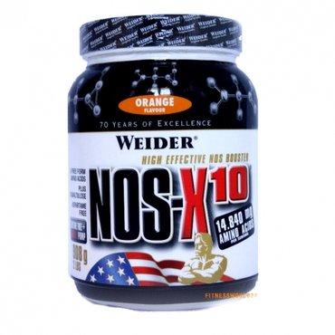 Sportovní výživa pro tebe - NOS-X10