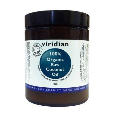 Sportovní výživa pro tebe - 100% Organický kokosový olej