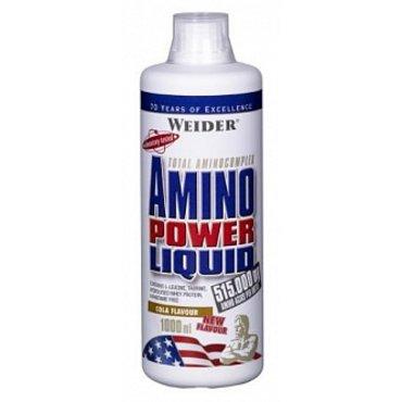 Sportovní výživa pro tebe - AMINO POWER LIQUID