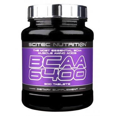 Sportovní výživa pro tebe - BCAA 6400