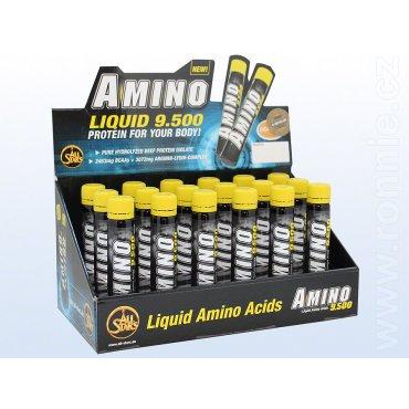 Sportovní výživa pro tebe - Amino Liguid 9500
