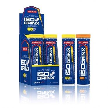 Sportovní výživa pro tebe - IsodrinX Tabs