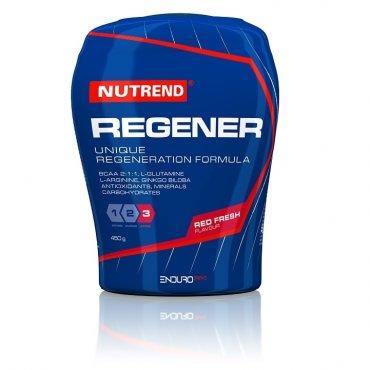 Sportovní výživa pro tebe - Nutrend REGENER 450 g