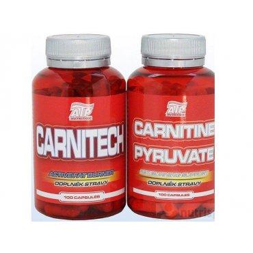 Sportovní výživa pro tebe - Carnitech + Karnitin Pyruvat