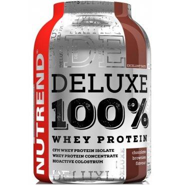 Sportovní výživa pro tebe - DELUXE 100% WHEY
