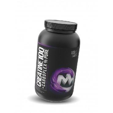 100% Pure Creatine+Carboplex