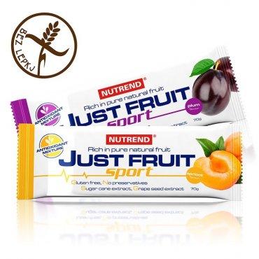 Sportovní výživa pro tebe - Just Fruit Sport