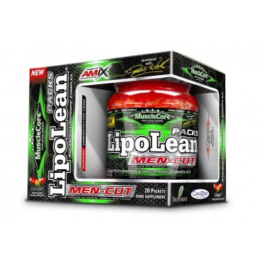 LipoLean Men-Cut Packs