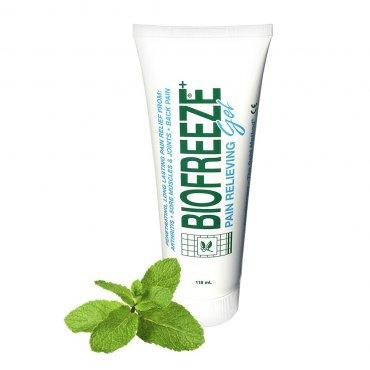 Regeneruj s námi - BIOFREEZE Gel - Chladivý gel proti bolesti zad, svalů a kloubů 118ml