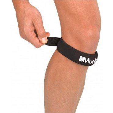Funkční zóna - Mueller Jumper´s Knee Strap, podkolenní pásek černý