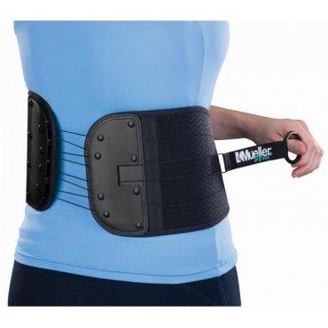 Funkční zóna - Mueller® Adjustable Back & Abdominal Support, ortéza na záda