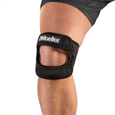 Funkční zóna - MUELLER Max Knee Strap, duální kolenní pásek
