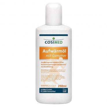 Regeneruj s námi - cosiMed sportovní prohřívací olej - 250 ml