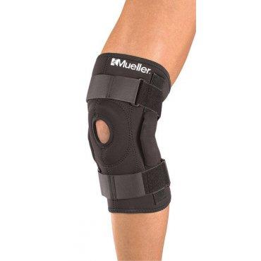 Funkční zóna - MUELLER Hinged Knee Brace, Ortéza na koleno s kloubem