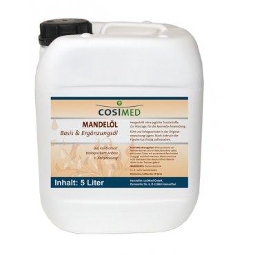 Regeneruj s námi - cosiMed základní olej Mandle - 5000 ml