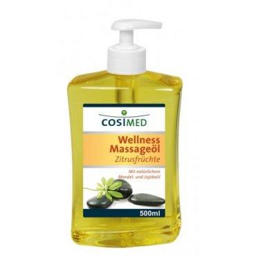 Regeneruj s námi - cosiMed wellness masážní olej Citrusy - 500 ml