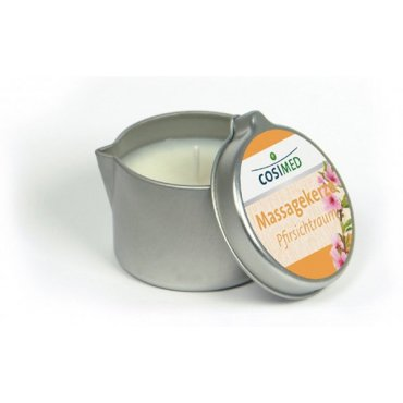 Regeneruj s námi - cosiMed masážní svíčka Broskev - 40 g