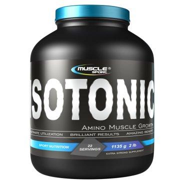 Sportovní výživa pro tebe - Isotonic AMG