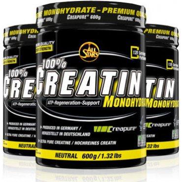Sportovní výživa pro tebe - 100% Creatin Monohydrate