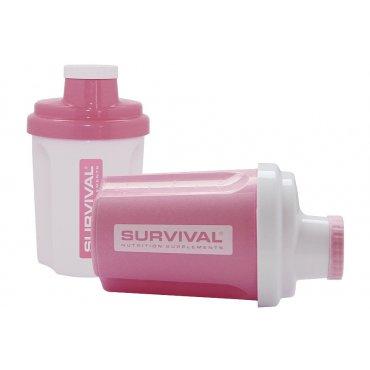 Funkční zóna - Shaker SURVIVAL 300 ml - varianty