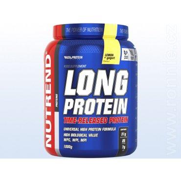 Sportovní výživa pro tebe - Long Protein