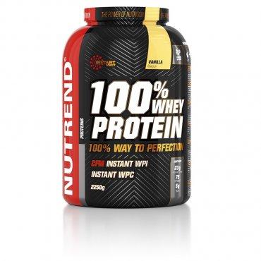 Sportovní výživa pro tebe - 100 % Whey Protein - Nutrend
