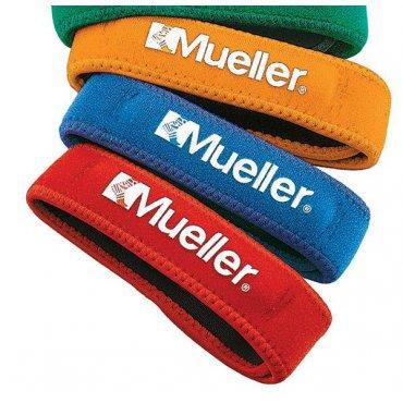 Funkční zóna - Mueller Jumper´s Knee Strap, podkolenní pásek oranžový