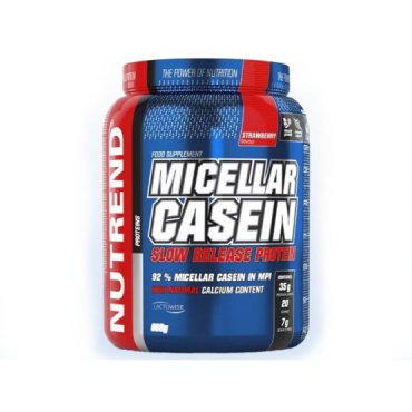 Sportovní výživa pro tebe - Micellar Casein Nutrend