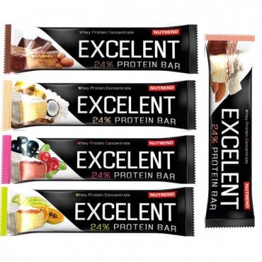 Sportovní výživa pro tebe - Excelent Protein Bar 85g