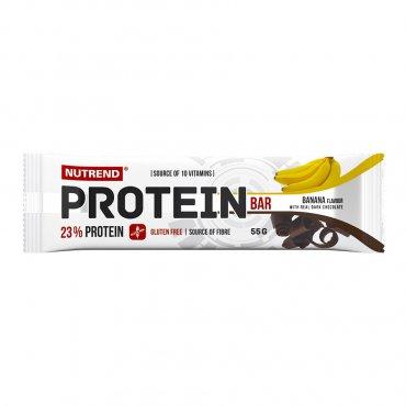 Sportovní výživa pro tebe - Nutrend Protein Bar