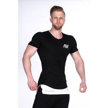 Oblékneme tě do nového - Nebbia Pánské triko SINGLET AW 123 černé